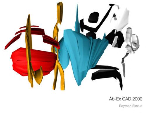 Ab Ex CAD 2000 by Raymon Elozua