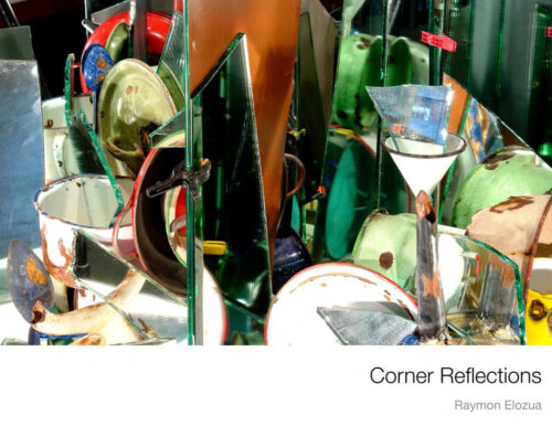 Corner Reflections by Raymon Elozua