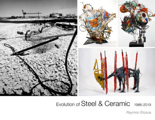 Book: Evolution of Steel and Ceramic 1986 2019