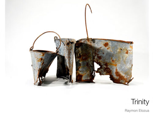 Rusty Buckets, Trinity by Raymon Elozua