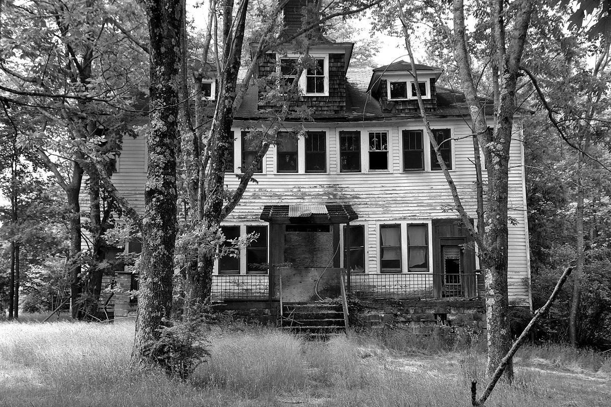 Camp Sherwood, (demolished), Kiamesha Lake, NY